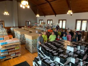 Encounter Compassion Food Pantry